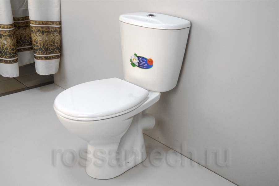 "Компакт ""Фарфор Универсал"" NEW 45 белый (Лобня)"