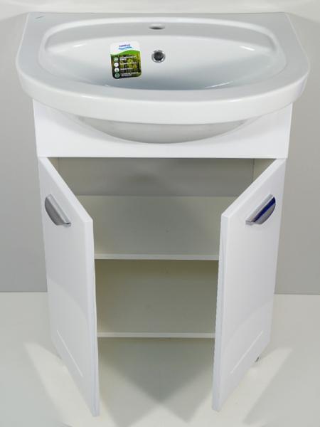 Тумба РС Интакт-1 Белая