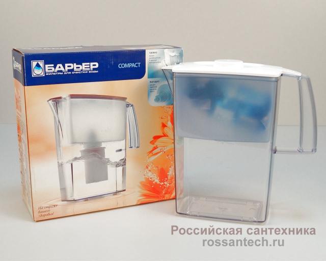 Фильтр Барьер-4 Компакт