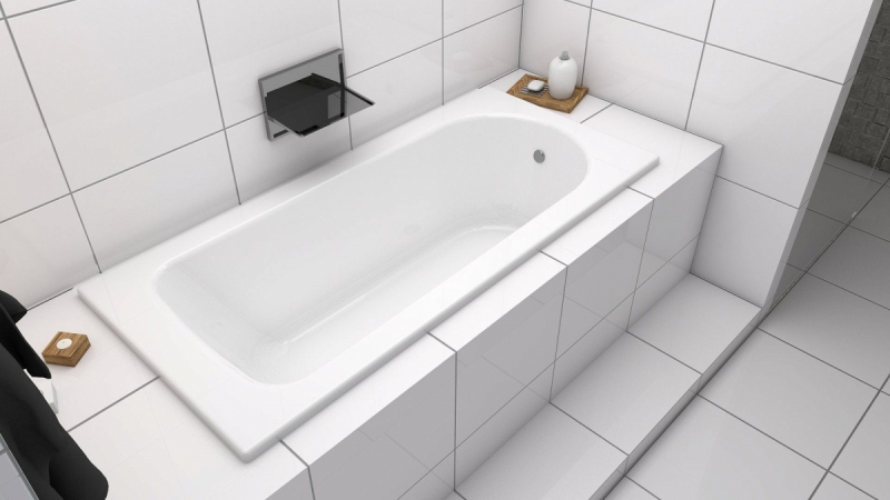 "Ванна эмаль ""EUROWA"" 1.5м Германия"