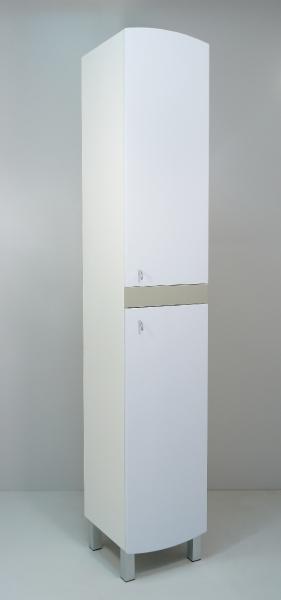 Пенал РС Эльбрус-35 белый/сталь