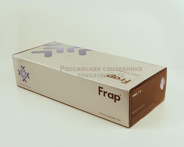 """Смеситель с выдв. лейкой (для парикмах.) """"FRAP"""" F-6002-В шар.40"""