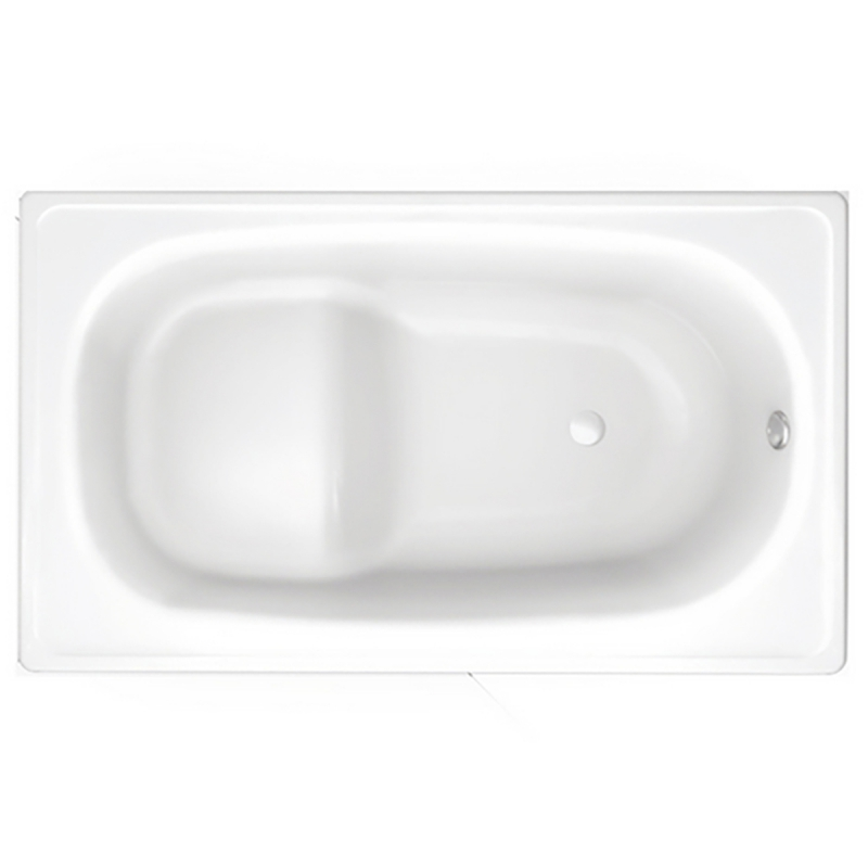 Ванна эмаль 1.05м сидячая (Португалия)