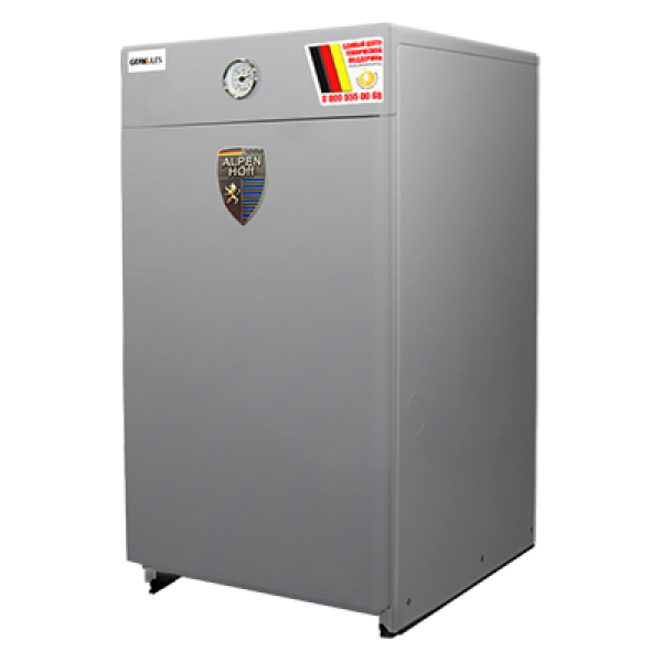 Котёл газовый, одноконтурный Gerkules 16кВт Alpenhoff (автоматика SIT)