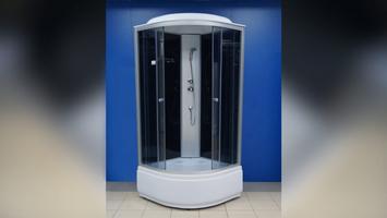 """Кабина душевая """"Avanta C-520/2 серое стекло"""