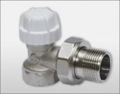 """Клапан термостатический 1/2"""" М30х1,5 угловой """"Altstream""""  (024030211)"""