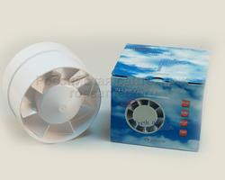 Вентилятор Вентс 125-ВКО канальный осевой