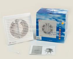 Вентилятор Вентс 125-СВ вытяжной, с выключателем