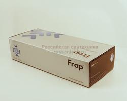 """Смеситель  кухни боковой """"FRAP"""" F-4102-2 крепление гайка, шар.40"""