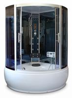 Кабина душевая ГидроМассаж Avanta T-920/5 серое стекло