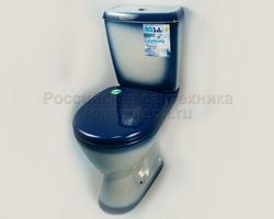 Компакт Ресса комплект с сиденьем цвет синий
