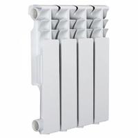 Радиатор алюминиевый Tropic 350, 1 секция