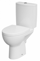"Компакт ""Cersanit PARVA new Clean on"" с сиденьем дюропласт микролифт (арт.KO-PA011-3/6-COn-DL-w)"