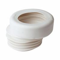 Эксцентрик для унитаза резиновый угловой W0410