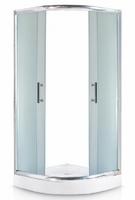 Душевой уголок Avanta 111/9 рифленое стекло (без крыши)