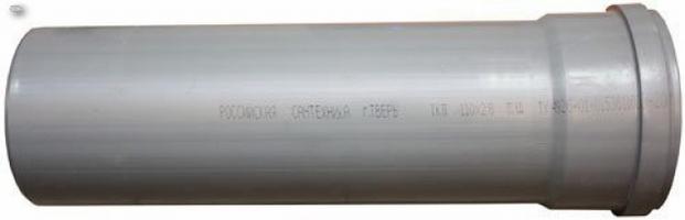 Труба d110 0,3м (СП) толщина 2,4мм (внутр.)