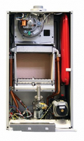 Котел газовый BAXI MAIN 5 24-Fi турбо, битермический