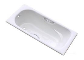 Ванна чугунная GoldMan Donni 1800*800 с ручками ZYA-9C-8