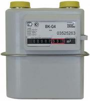 Счетчик газа ВК-G-4Т PremaGas с t-компенсатором (с адаптером)