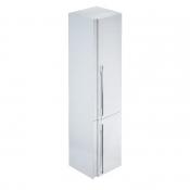 Пенал для ванной комнаты, подвесной, белый, 36 см, Color Plus, IDDIS, COL3600i97 (шкаф-пенал)