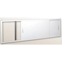 Экран д/ванны 1.5м пластик цельный белый (Владимир)