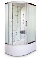 Кабина душевая ГидроМассаж Avanta T-895/3 Right правая, угловая, переднее стекло серое