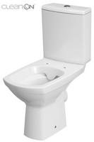 "Компакт ""Cersanit CARINA Clean on"" с сиденьем дюропласт микролифт (арт.KO-CAR011-3/5-СОn-DL)"