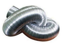 Воздуховод алюминиевый 3 м d160