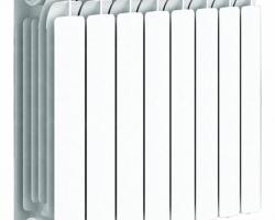Радиатор комбинированный